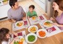 Alimentação saudável durante as férias