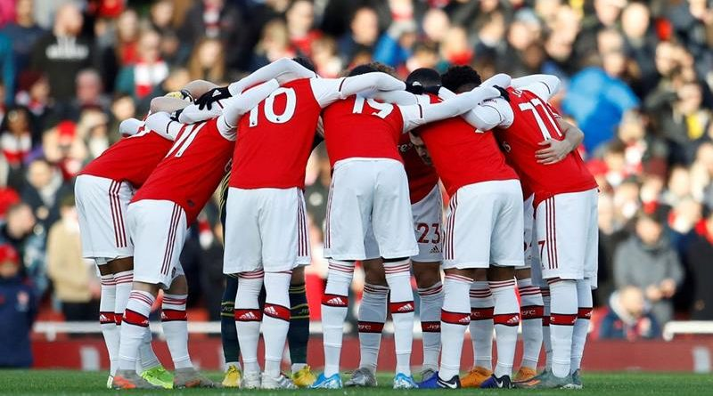 Arsenal conquista Copa da Inglaterra