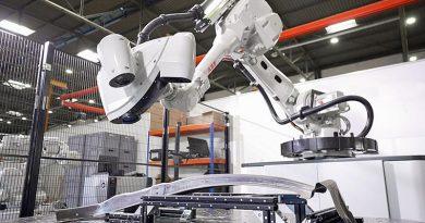 ABB lança célula robótica de inspeção 3D