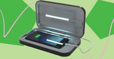 Desinfetantes de telefone com luz ultravioleta: eles realmente funcionam?