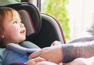 Escolhendo a cadeirinha de carro mais segura para seu filho