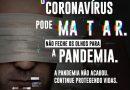 Covid-19: unidades da assistência social reforçam conscientização