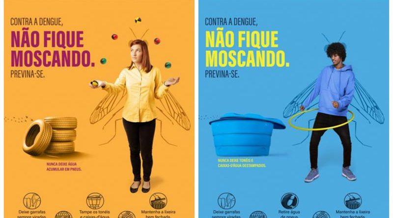 Binder cria campanha contra a dengue para a Prefeitura de São José dos Campos