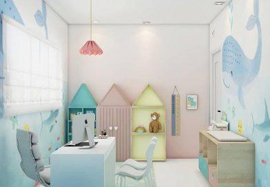 Inovação em consultórios infantis: quais as vantagens de personalizar o ambiente?