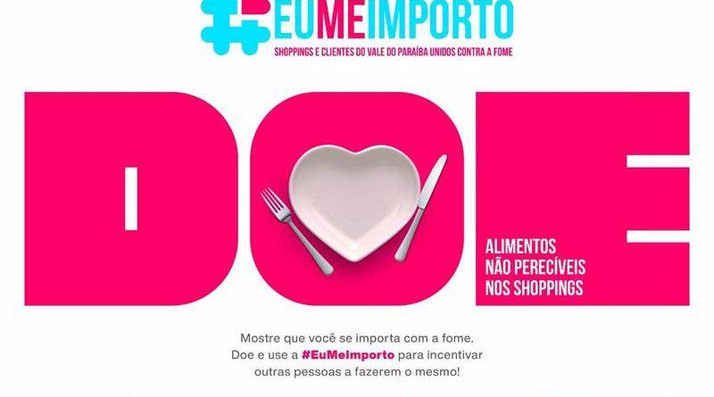 #EuMeImporto